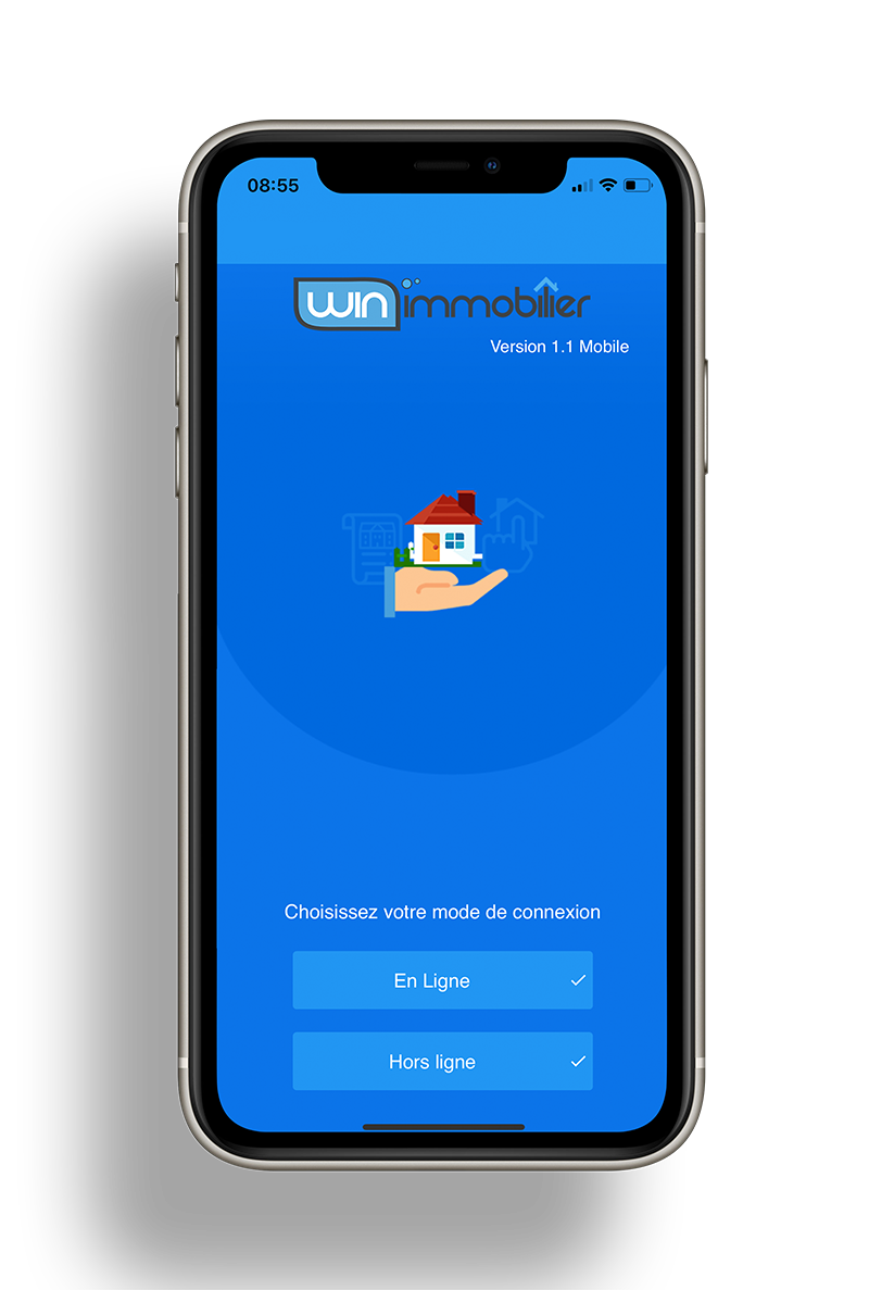 WinImmobilier - Sites premium responsive mobile